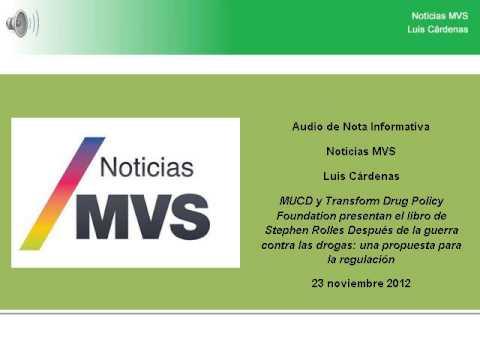Noticias Mvs Luis C�rdenas
