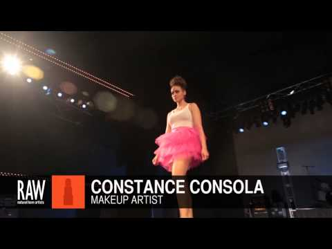 CONSTANCE CONSOLA at RAW:Kansas City Marvel 04/24/2013