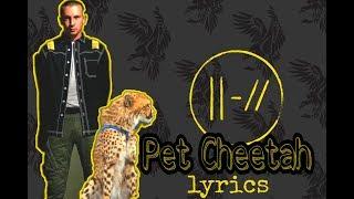 twenty one pilots Pet cheetah lyrics - مترجم مع الشرح