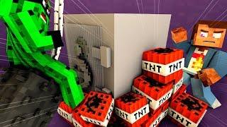 Dieser Minecraft Tresor ist zu 99% unknackbar!