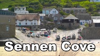 Sennen Cove in Cornwall on A Perfect Day