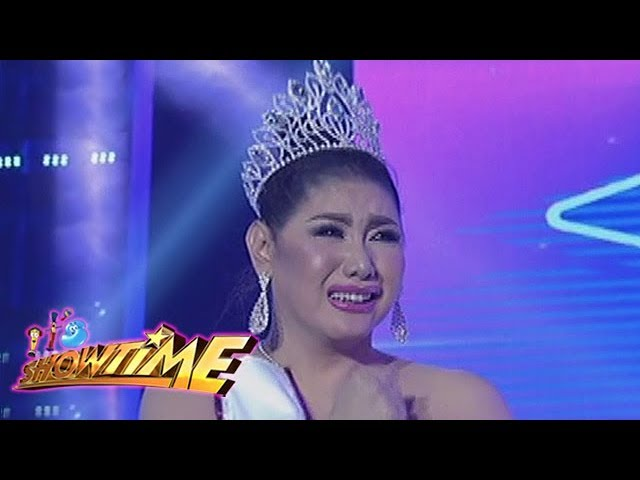 It's Showtime Miss Q & A: Matrica Matmat Centino steals the crown from Dhey Pascual Abital