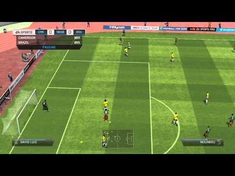 CAMEROON vs BRAZIL FIFA WORLD CUP 2014