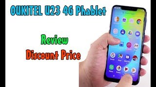 """New OUKITEL U23 6.18"""" Notch Display Android 8.1 Mobile Phone  Review - Price"""
