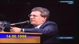 Aziz Yıldırım'dan Stad Sözü 1998 Senesi