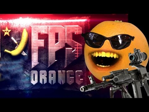 Annoying Orange - FPS Orange