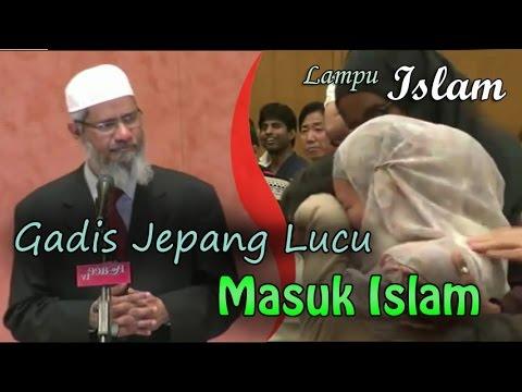 Gadis Jepang Masuk Islam Tapi Mau Makan Babi | Dr. Zakir Naik