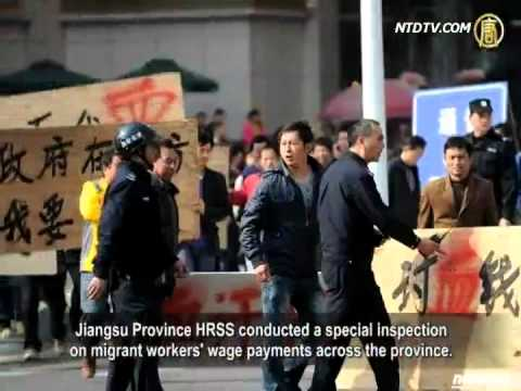 Labor Shortages in China's Coastal and Inland Areas
