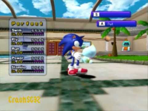 Sonic Adventure dx Tails Chao Sonic Adventure dx