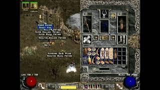 Diablo 2 Hardcore Hell Run 7 ( Amazon ), Part 4 ( Act 5 Nightmare )
