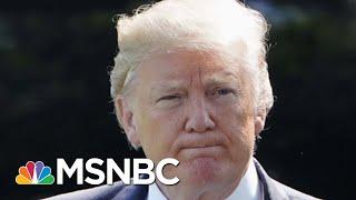 President Donald Trump's Job Approval Falls In Latest Poll   Morning Joe   MSNBC