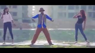 Hero Alom  new English  Song ft two supper girl 2017