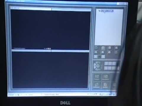 Configuracion de camara IP Easyn software DVR