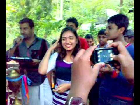 Actress Nazriya Nazim Family Photos Actress Nazriya Nazim at