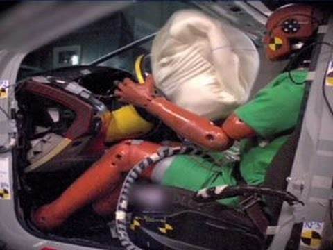 CNET On Cars - Smarter Driver: Is your airbag your enemy?