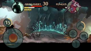 Shadow Fight 2 - SHADOW VS FUNGUS [ONLINE]