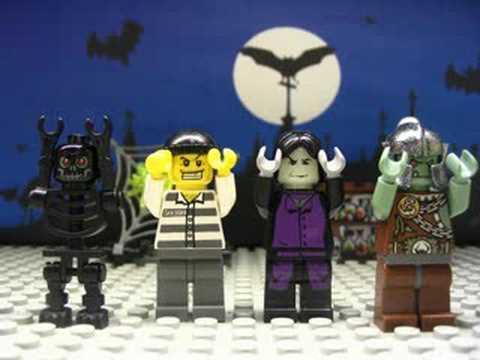 Bad Guys LEGO Animation