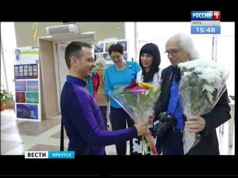 Ученики художника Геннадия Иванова устроили в его честь выставку своих работ в Иркутске