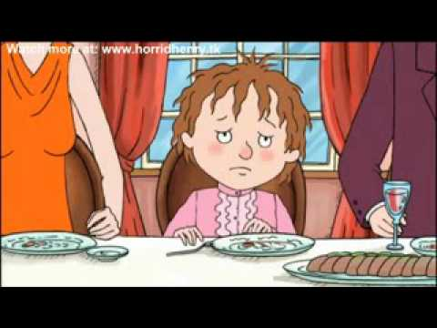 Horrid Henry - Fun Run   Cartoons For Children   Horrid Henry Episodes   HFFE