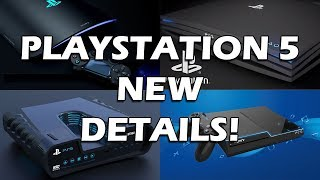 New Details on the Playstation 5 and What We Know So Far!