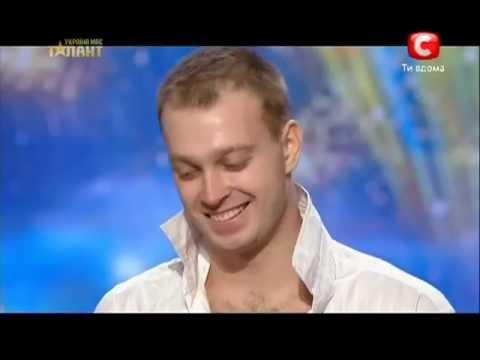 Украина мае талант 5 сезон - Duo Flame (акробаты)