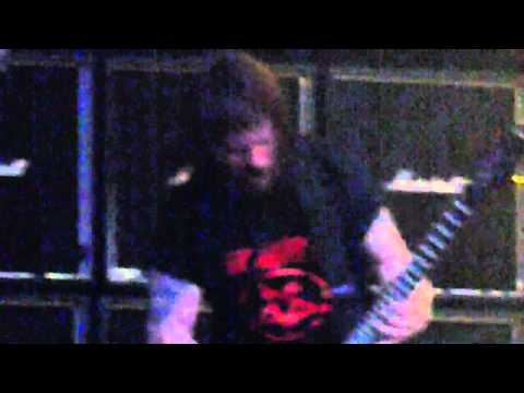 slayer LIVE with gary holt from exodus soundwave 2011