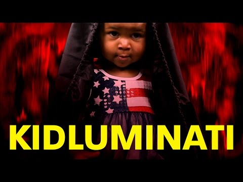 Kidluminati - Secret Society of Toddlers?