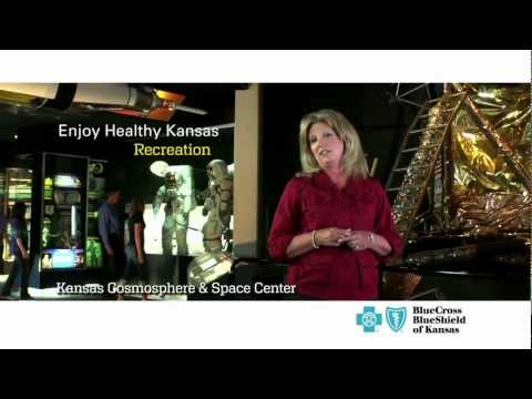 Blue Cross and Blue Shield of Kansas - Healthy Kansas Recreation - Treena Mason
