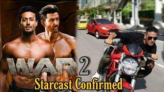 War फैंस के लिए खुशखबरी, War Release से पहले War 2 Announced, Hrithik Roshan, Tiger Shroff