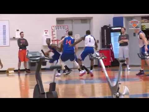 MON Practice: Knicks Highlights