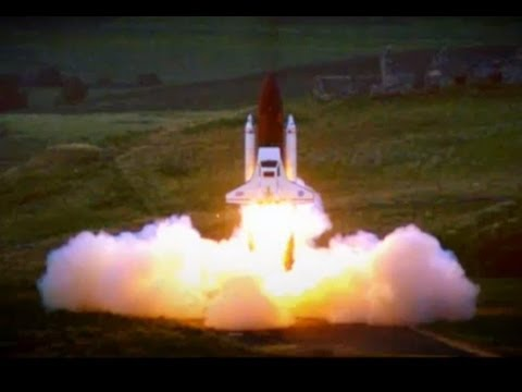 Robin Reliant Space Shuttle Challenge - Top Gear - BBC