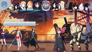 Top 15 Best New Anime Games For Android/IOS 2018
