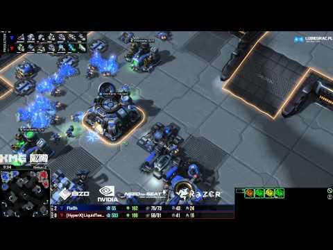 TvT Flash vs Taeja -g3- Nimbus - Starcraft 2 HD