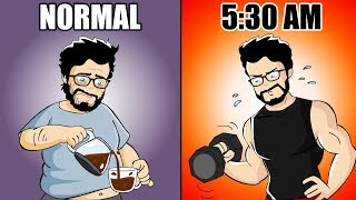 How To Wake Up At 5:30 AM And Be EXCITED (Animated Story)