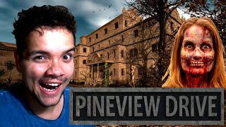 PINEVIEW DRIVE - Primeiros 3 Dias! - Parte 1# [TERROR GAMEPLAY]
