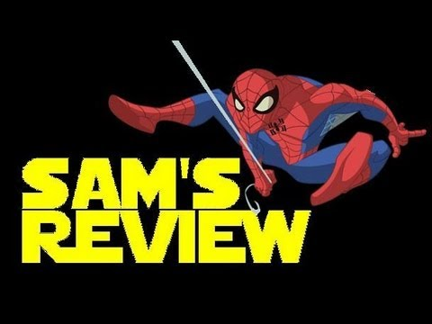 Sam's Review of The Spectacular Spider-Man (TV Series)