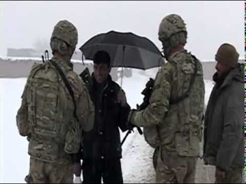 Airmen Secure the Base In Afghanistan - 455th Expeditionary Security Forces