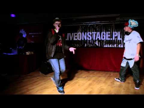 BORI vs WODZU - Wojna o Wawel 2014 // eliminacje freestyle battle