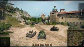 Type 95 Ha-Go (Япония). Как взять получить мастера в World of Tanks WoT. Провинция. 0.9.3. (Ха Го)