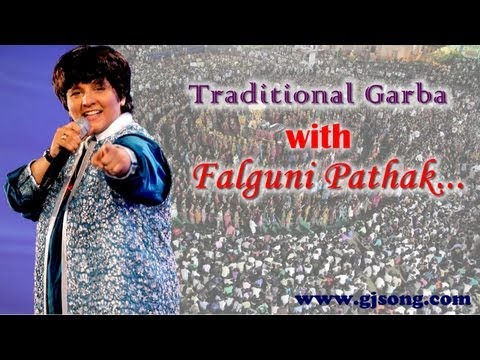 Falguni Pathak Garba Songs amu kaka bapa na poriya, indhana winva gaiti, maro sonano ghadulo re