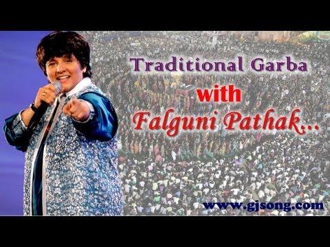 Falguni Pathak Garba Songs amu kaka bapa na poriya indhana winva...