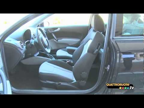 Audi A1 1.4 TSFI 122 CV STronic
