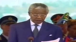 President Nelson Mandela Inauguration Speech May 10, 1994