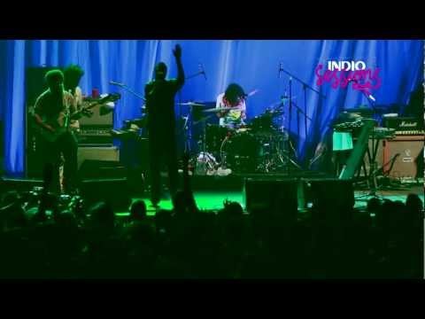 Indio Sessions: TV on the Radio 10  Staring at the Sun
