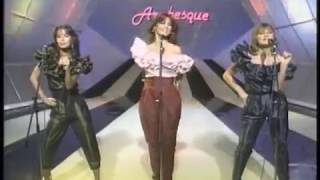 Клип Arabesque - Hit The Jackpot