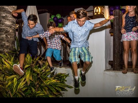 PhotoMarbella - Bar Mitzvah Highlights Video - Oliver - Marbella, Spain