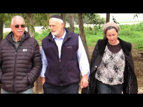 Life-Saving Trees for Gaza Border Communities