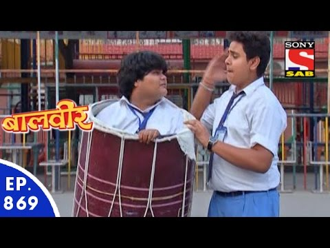Baal Veer - बालवीर - Episode 869 - 11th December, 2015 thumbnail