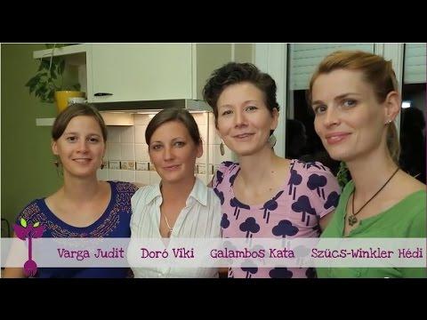 Négy nő, négy étel, egy konyha