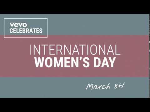 Vevo - International Women's Day Interstitial